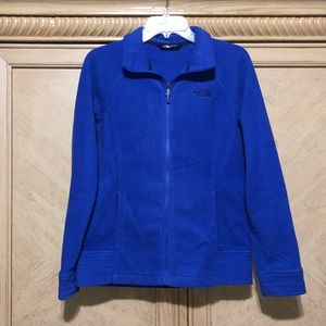 The North Face Women's Royal Blue Jacket (S)